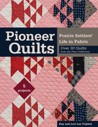 Companion Product: Pioneer Quilts Book
