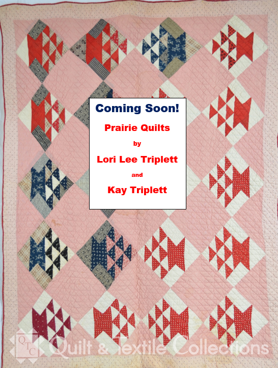 Companion Product: Prairie Quilts Book