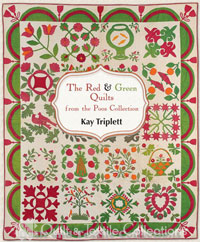 Companion Product: Red and Green Quilts Book