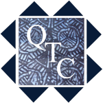 Quilt and Textile Collections Logo Icon