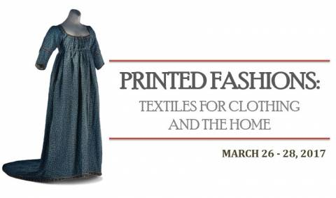 Colonial Williamsburg Conference: Printed Fashions