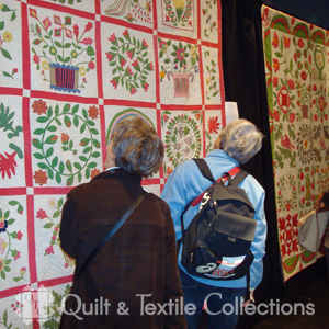 Schedule Quilt Exhibitions!