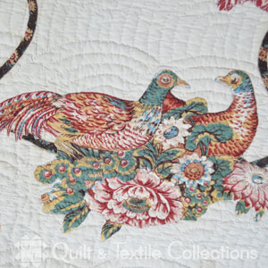 Fabric Detective: The Case of the 200 Year Old Chintz Birds Trunk Show
